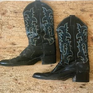 Vintage Western/Cowboy Boots by Justin Boots